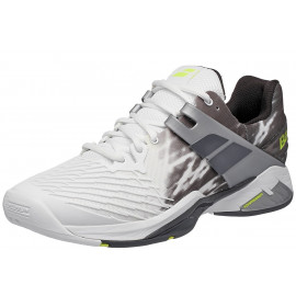 Babolat Propulse Fury White/Black Men's Shoes