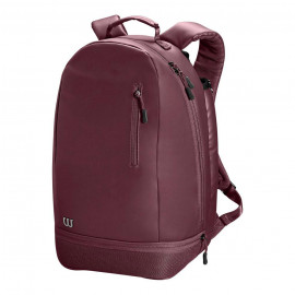 Wilson Backpack Bag - Purple