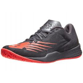 New Balance Black/Red Men's Shoes