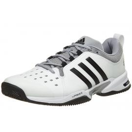 Adidas Classic Wide (4E) Junior Shoe - White
