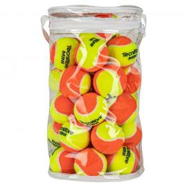 Tecnifibre Orange Tennis Balls Bag of 36 Balls - For Juniors 9 - 11 Years Old