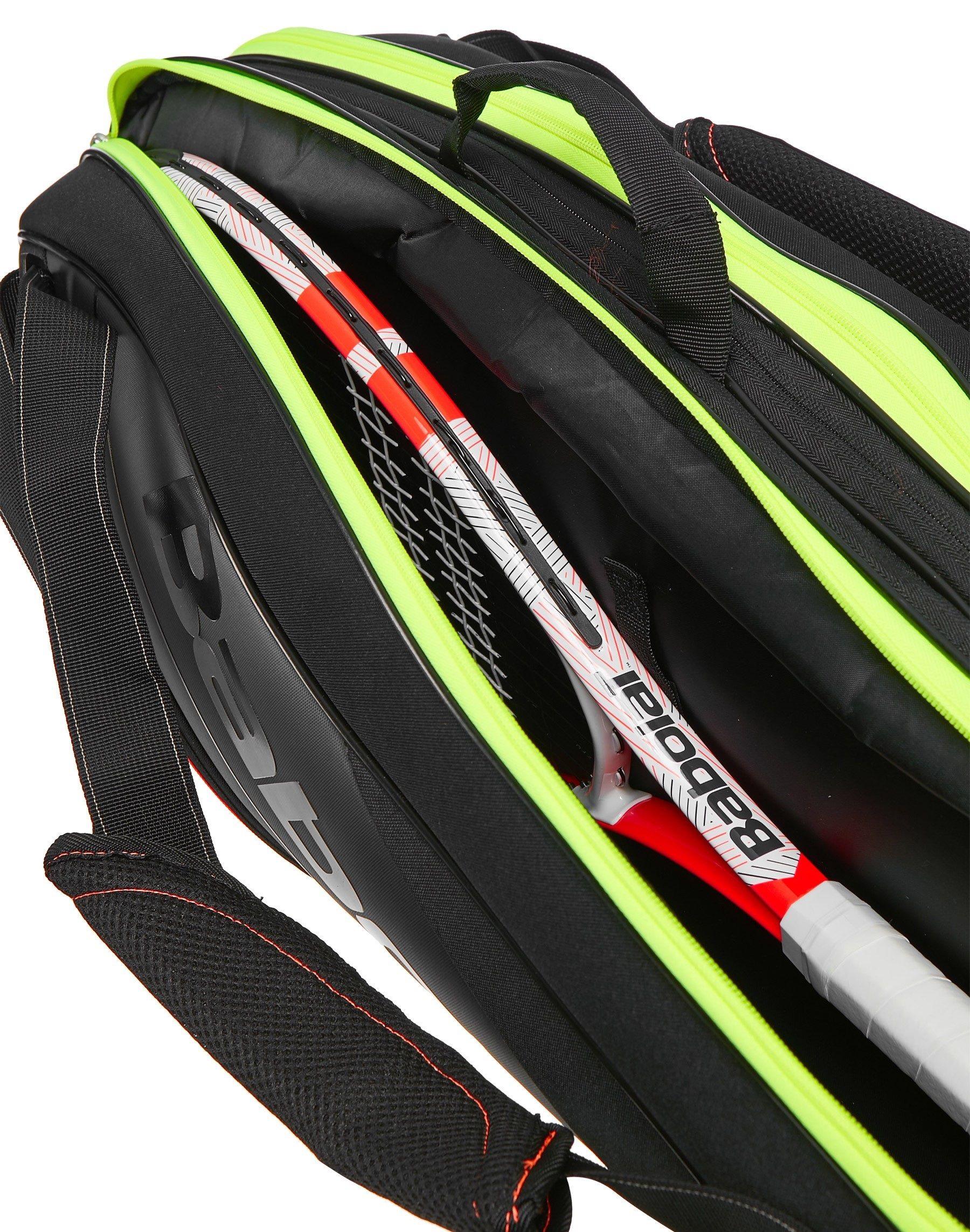 Babolat Team Expandable 10 Pack Bag Multi Color