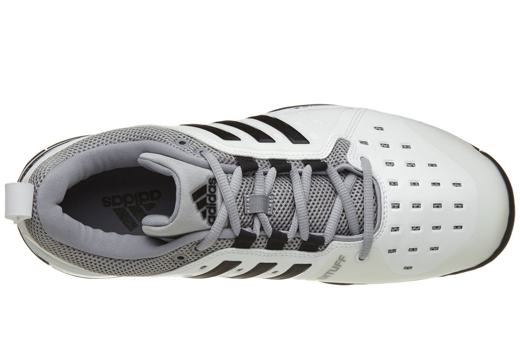 Adidas Classic Wide (4E) Junior Shoe - White